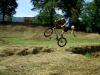 Marek Barla trénuje v Bike Parku pod ihriskom. 19. júla 2013 . Foto: Michal Vráb