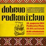 Dobruo Podkonickuo II. ročník pozvánka