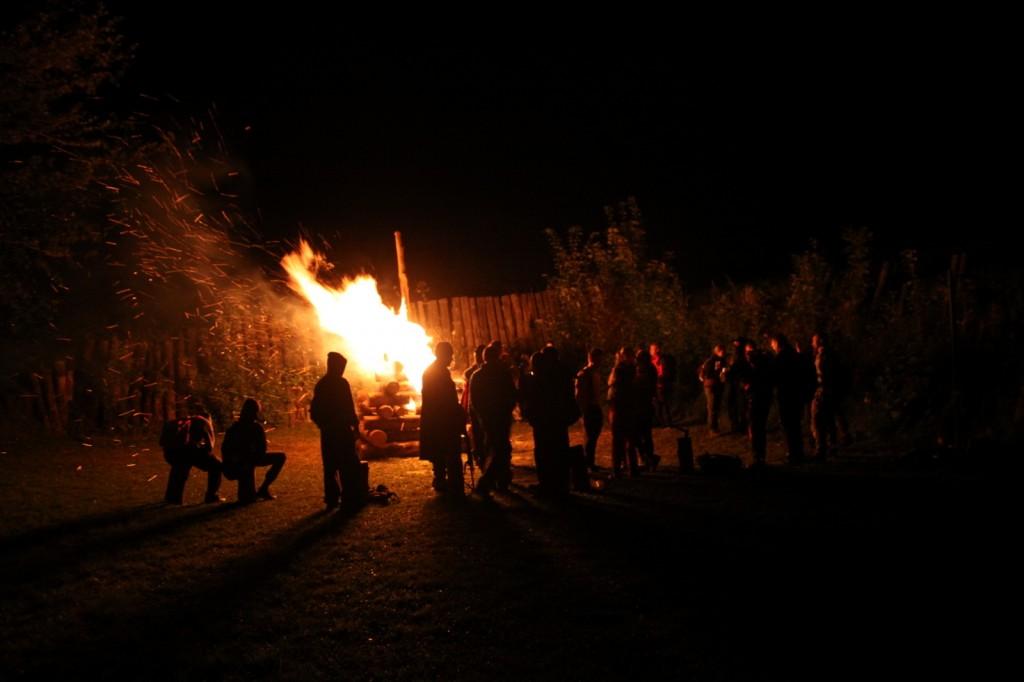 Vatra Podkonice Pleše 2014