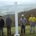 Kríž Pleše 2014