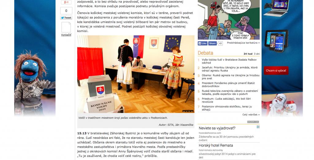 Podkonice na pravda.sk