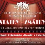 divadelné predstavenie v Podkoniciach