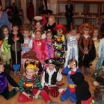 Karneval základná škola v Podkoniciach 2015