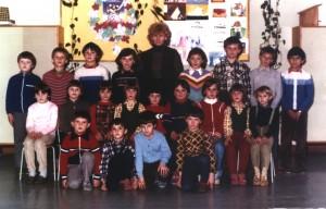 Ročníky ZŠ: 1974/1975 + 1977/1978