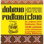 Dobruo Podkonickuo III. ročník
